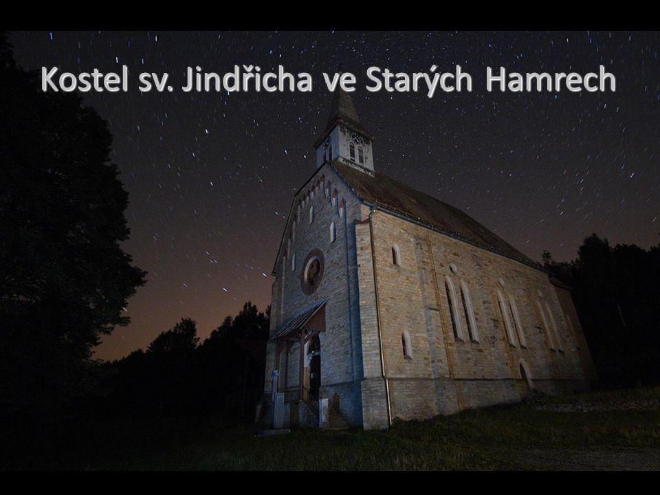 Kostel sv. Jindřicha ve Starých Hamrech