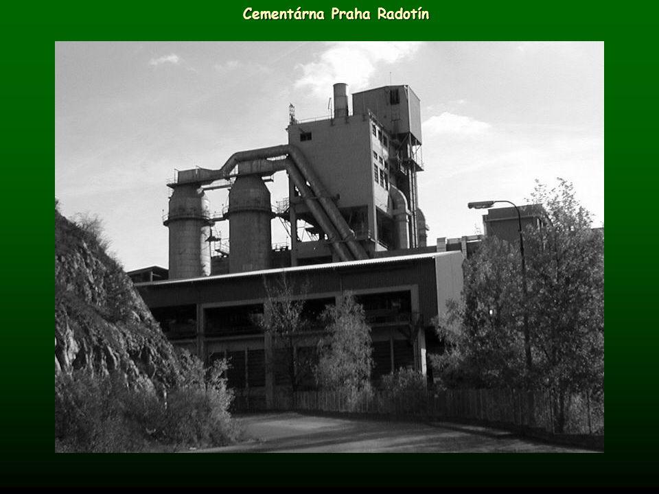 Cementárna Praha Radotín