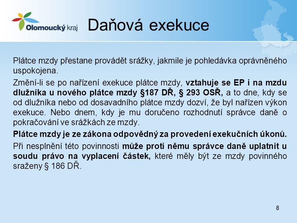 Daňová exekuce