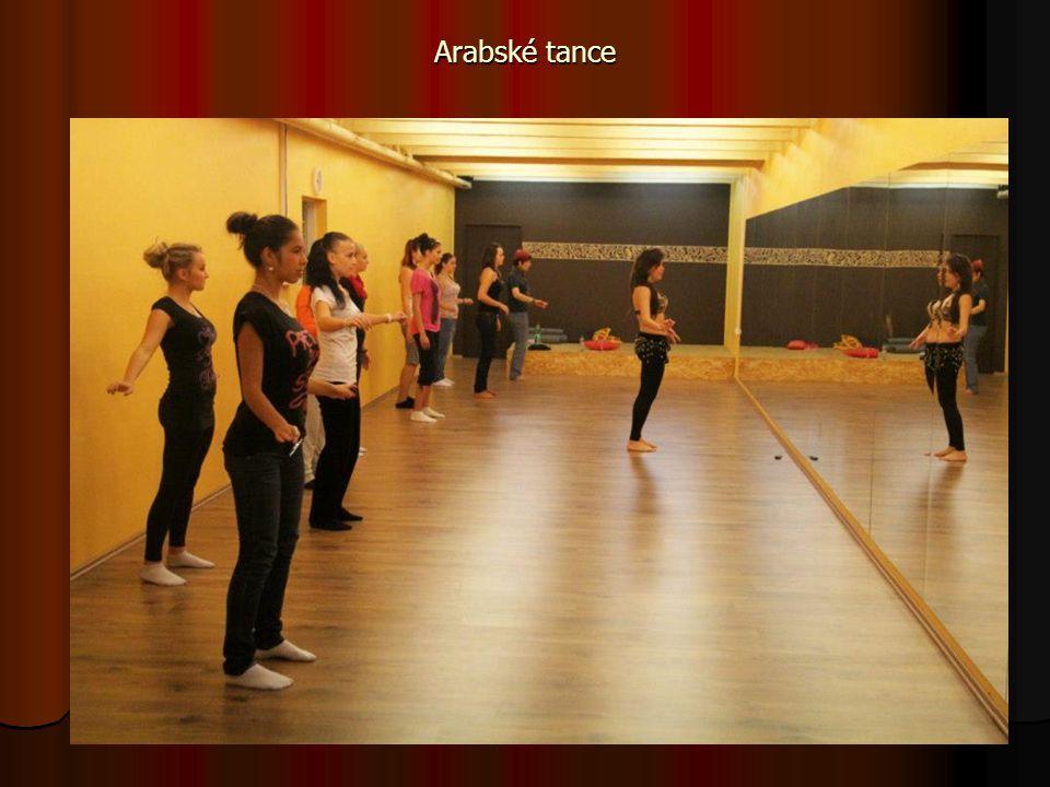 Arabské tance