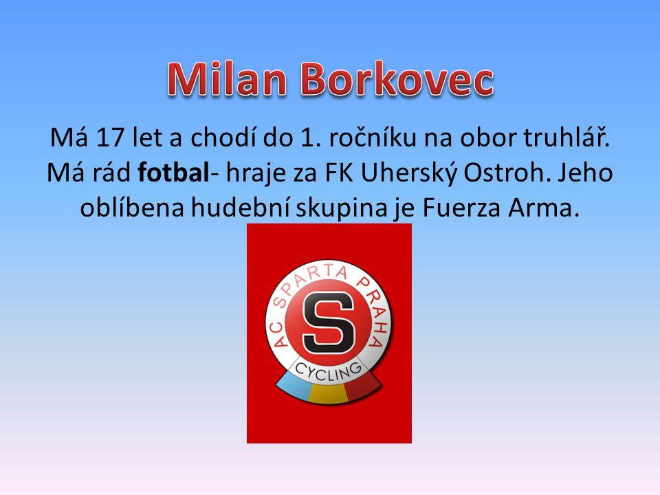 Milan Borkovec