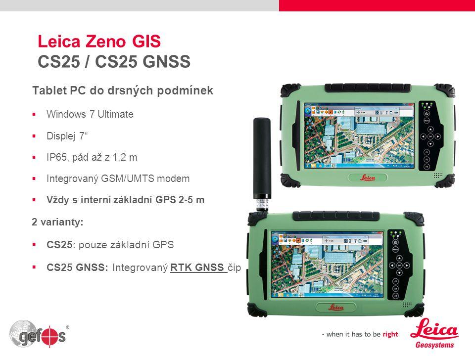 Leica Zeno GIS CS25 / CS25 GNSS
