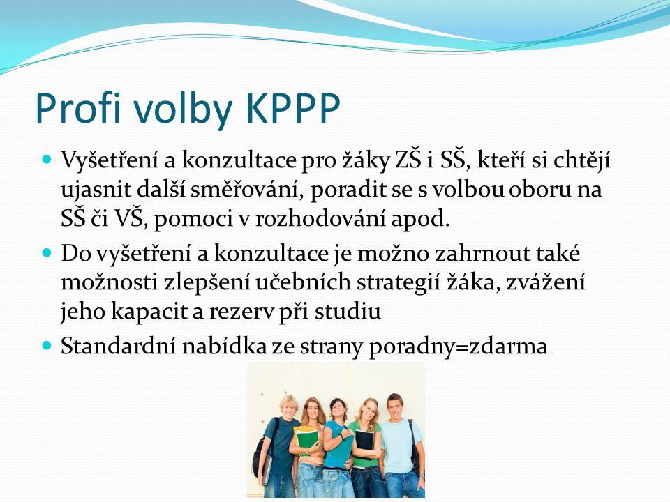 Profi volby KPPP