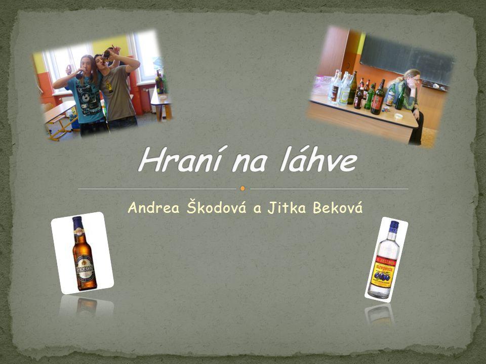 Andrea Škodová a Jitka Beková