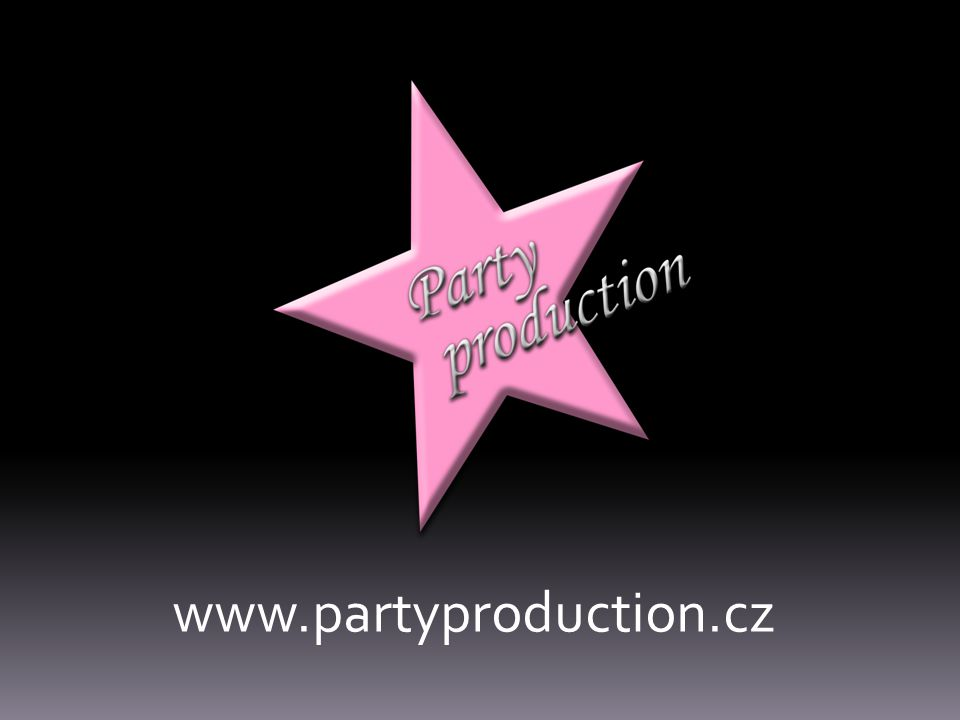 www.partyproduction.cz