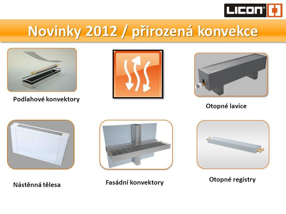 Novinky 2012 / přirozená konvekce