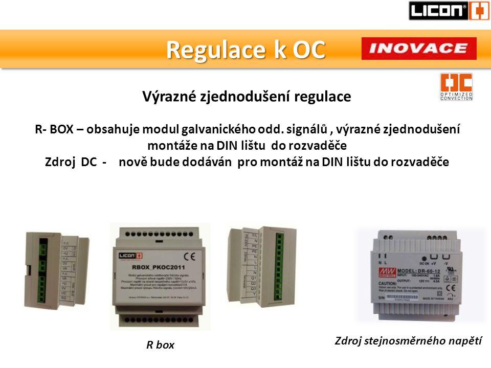 Zdroj DC - nově bude dodáván pro montáž na DIN lištu do rozvaděče