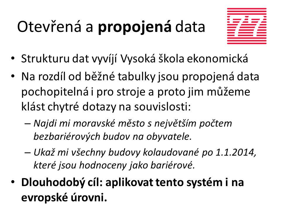 Otevřená a propojená data