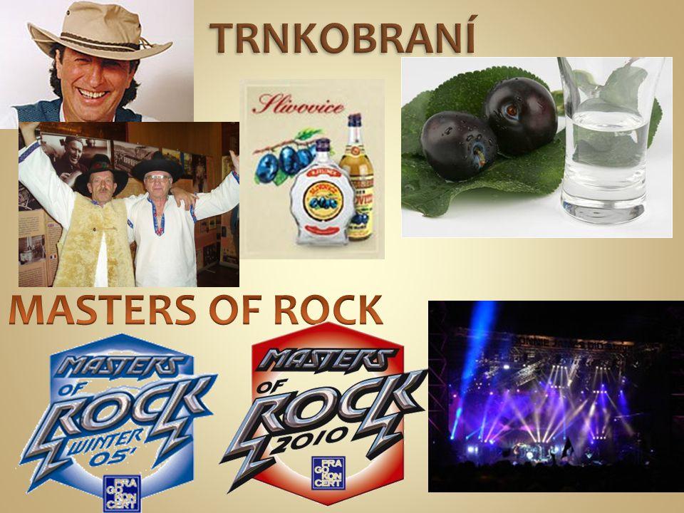 TRNKOBRANÍ MASTERS OF ROCK