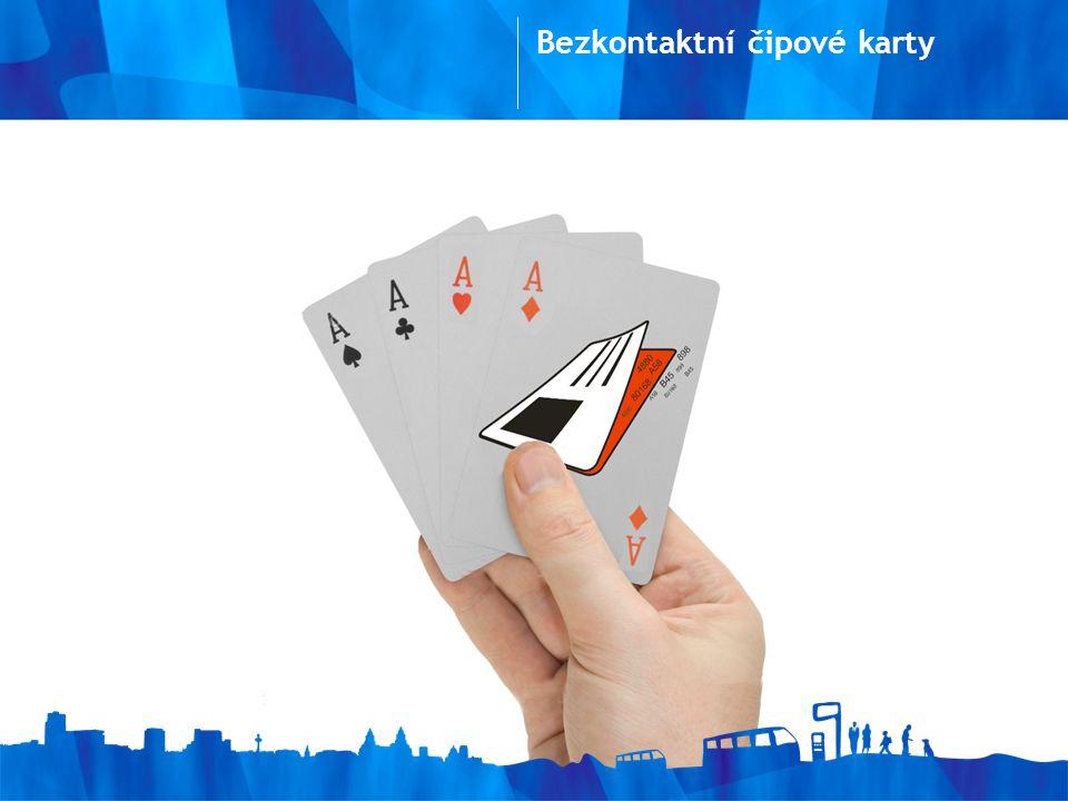 Bezkontaktní čipové karty