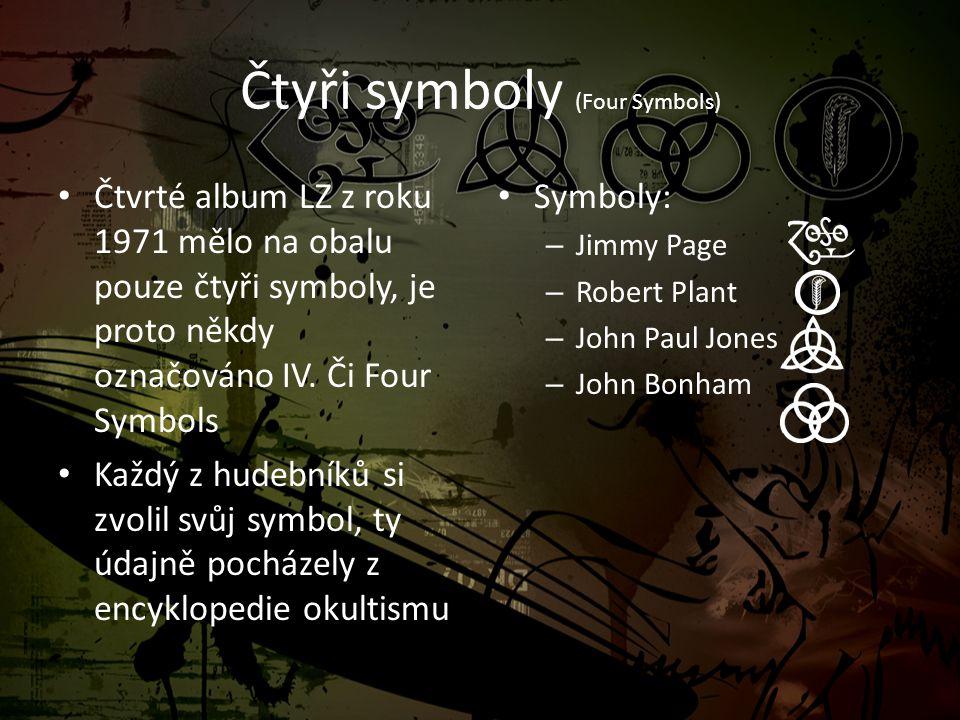 Čtyři symboly (Four Symbols)