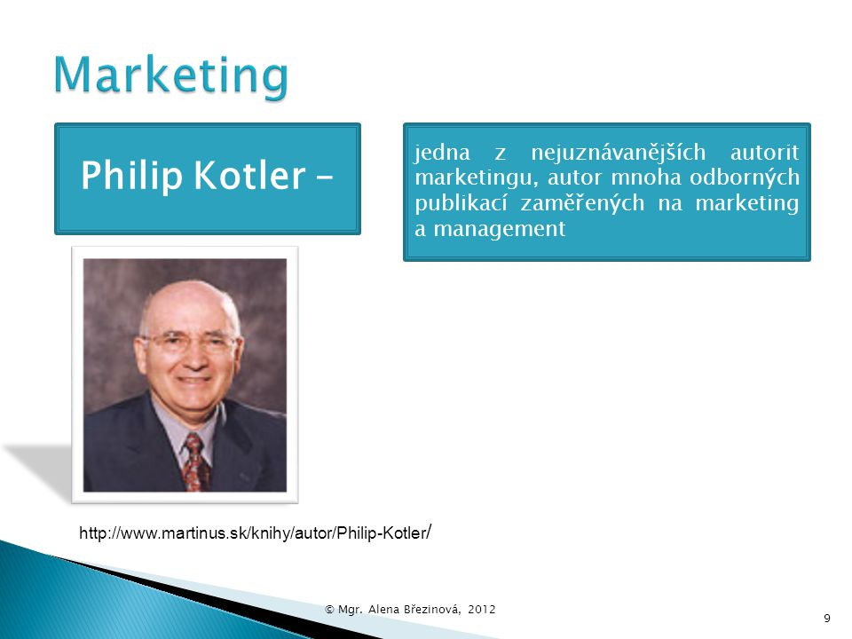 Marketing Philip Kotler –