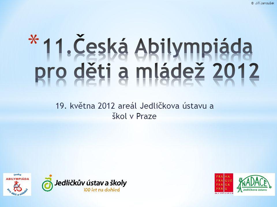 11.Česká Abilympiáda pro děti a mládež 2012