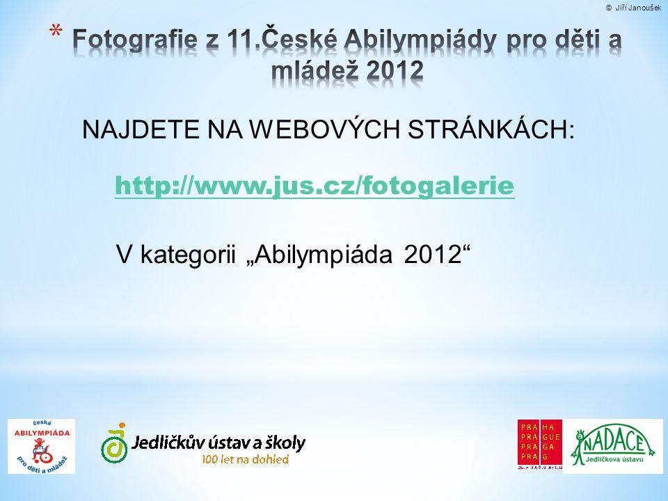 Fotografie z 11.České Abilympiády pro děti a mládež 2012