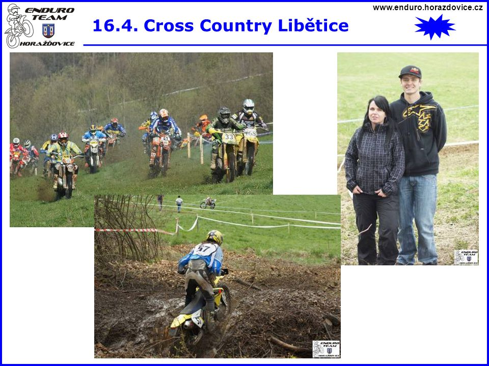 16.4. Cross Country Libětice