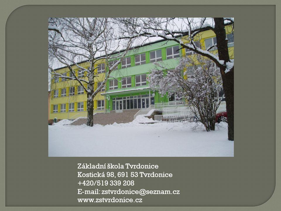 Základní škola Tvrdonice