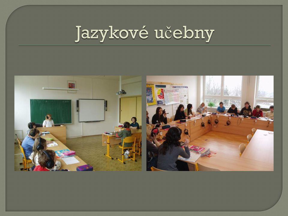 Jazykové učebny