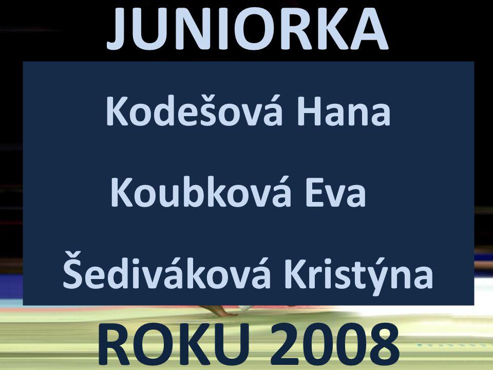 Kodešová Hana Koubková Eva