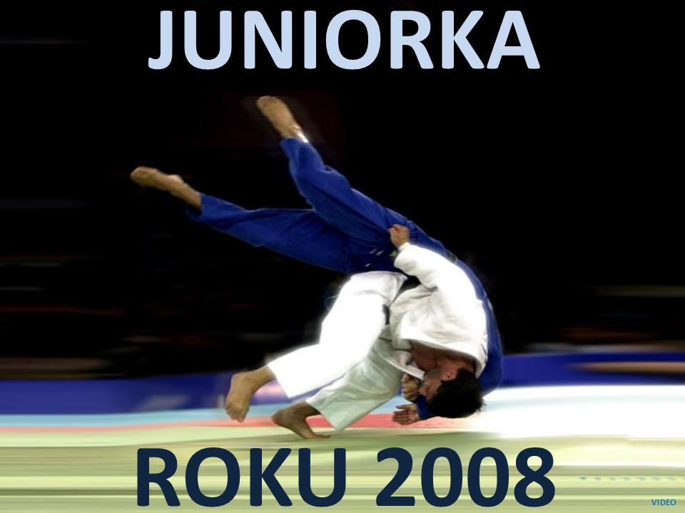 JUNIORKA ROKU 2008 VIDEO