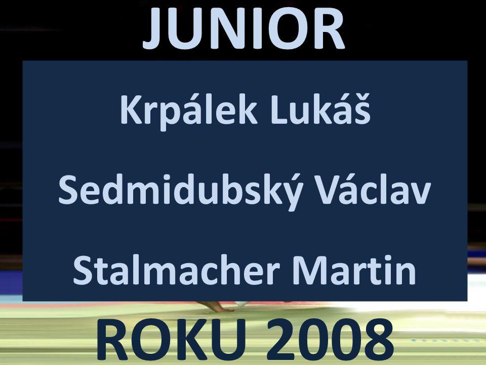 Krpálek Lukáš Sedmidubský Václav