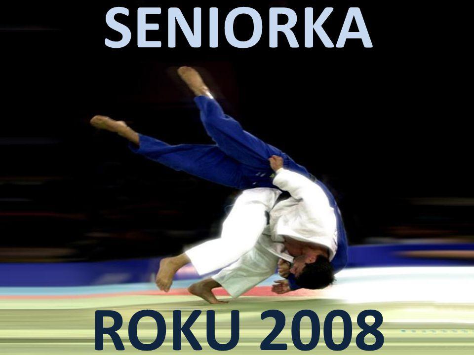 SENIORKA ROKU 2008