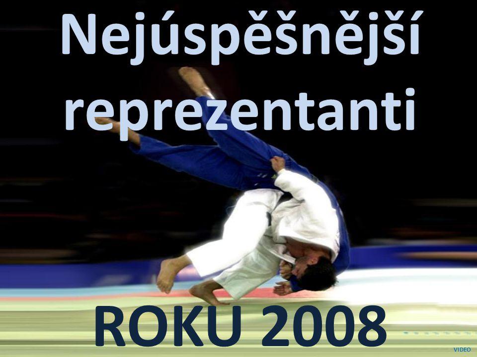 Nejúspěšnější reprezentanti ROKU 2008