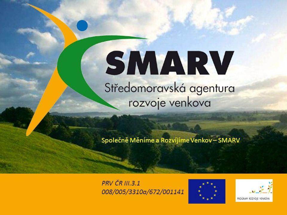 Společně Měníme a Rozvíjíme Venkov – SMARV