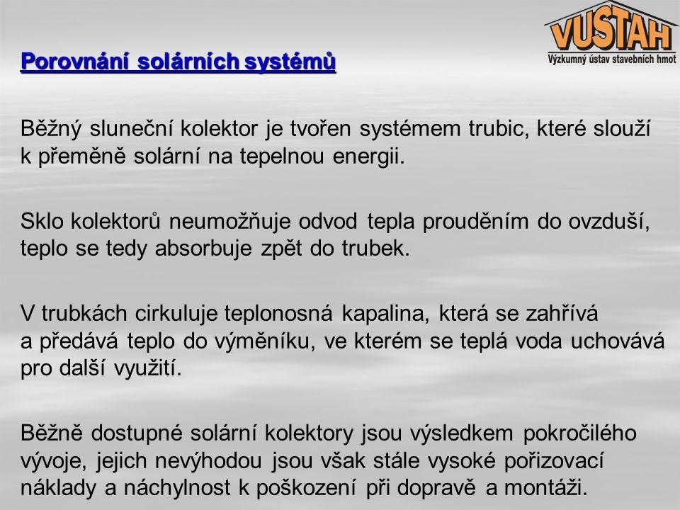 Porovnání solárních systémů