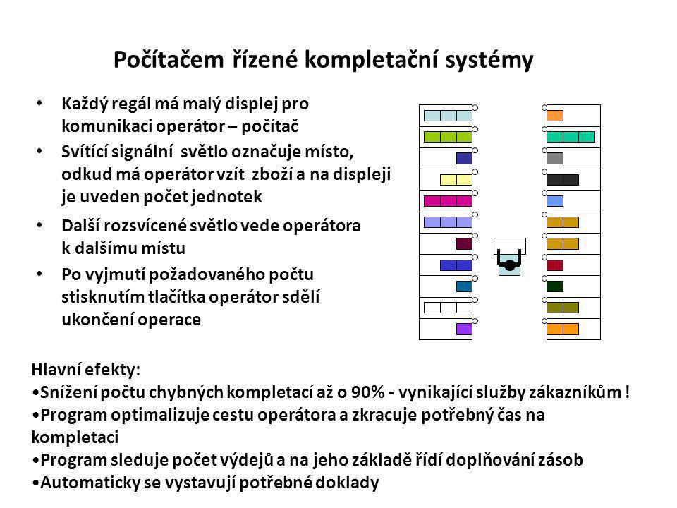Počítačem řízené kompletační systémy