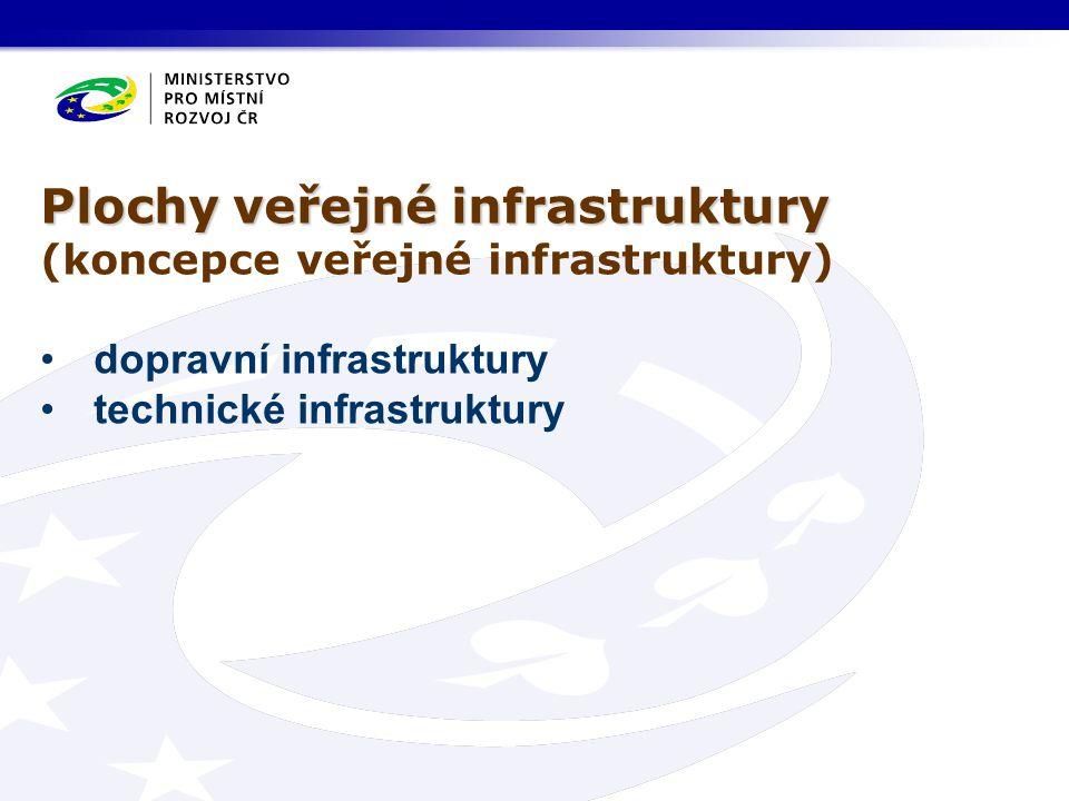 Plochy veřejné infrastruktury