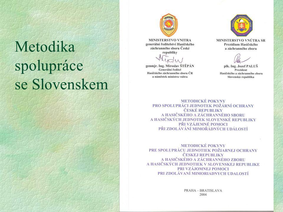 Metodika spolupráce se Slovenskem