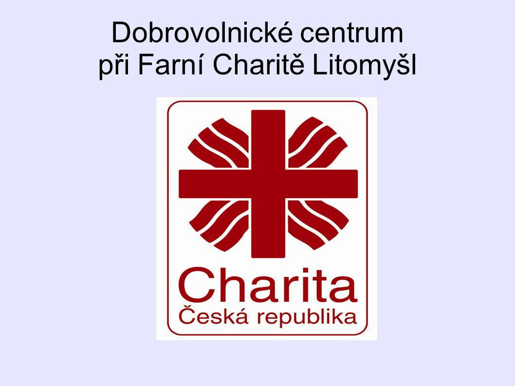 Dobrovolnické centrum při Farní Charitě Litomyšl