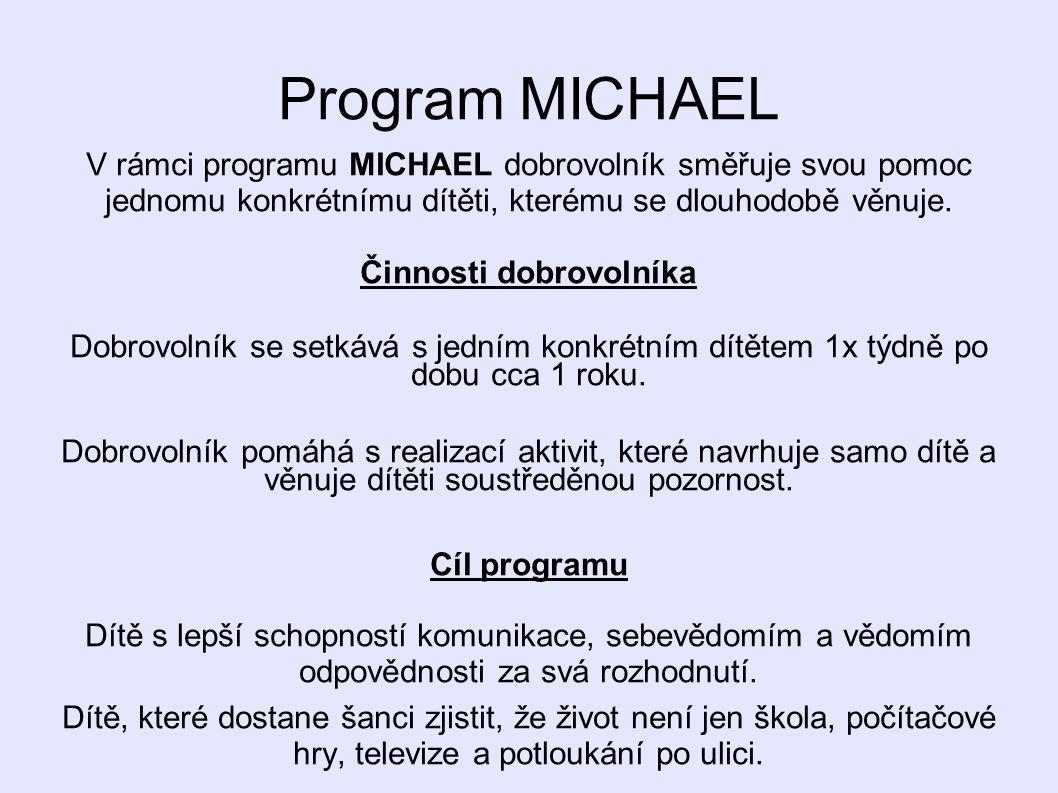 Program MICHAEL