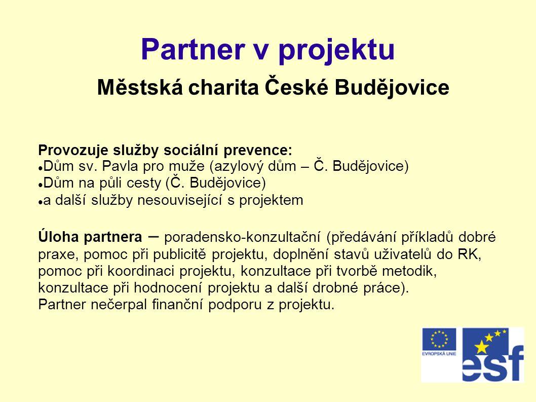 Městská charita České Budějovice
