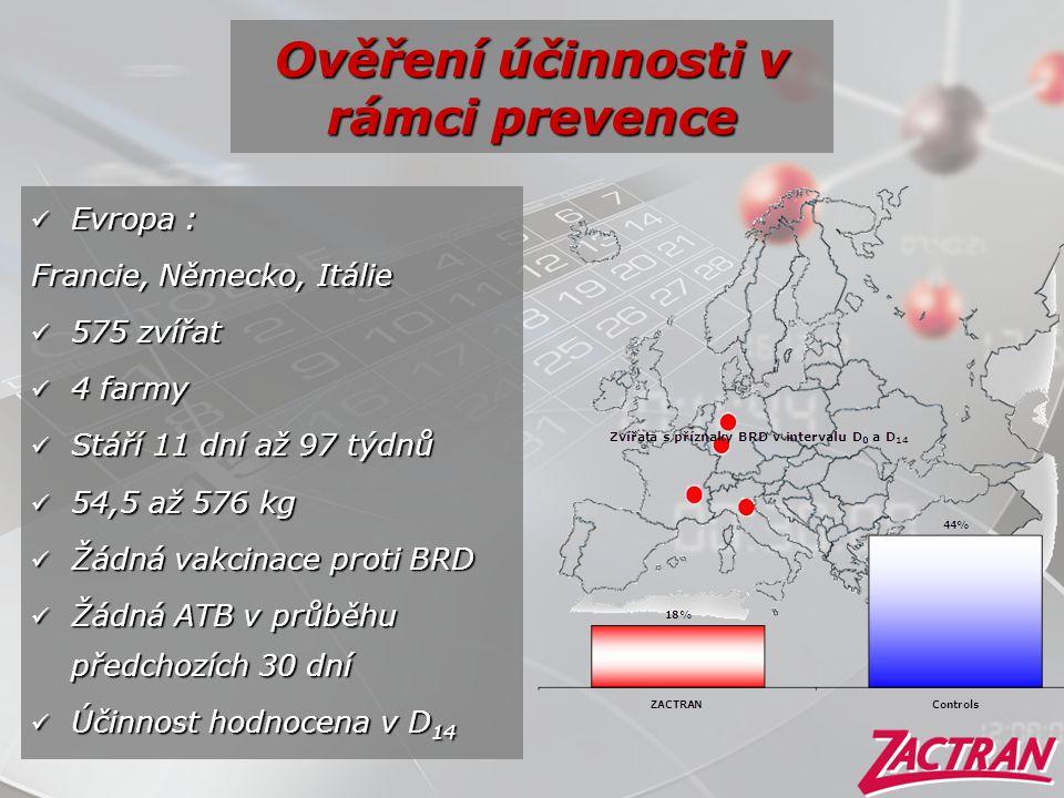 Ověření účinnosti v rámci prevence