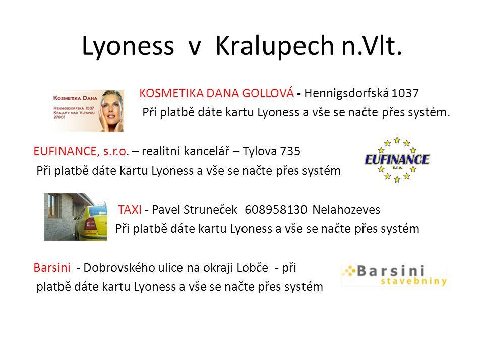 Lyoness v Kralupech n.Vlt.
