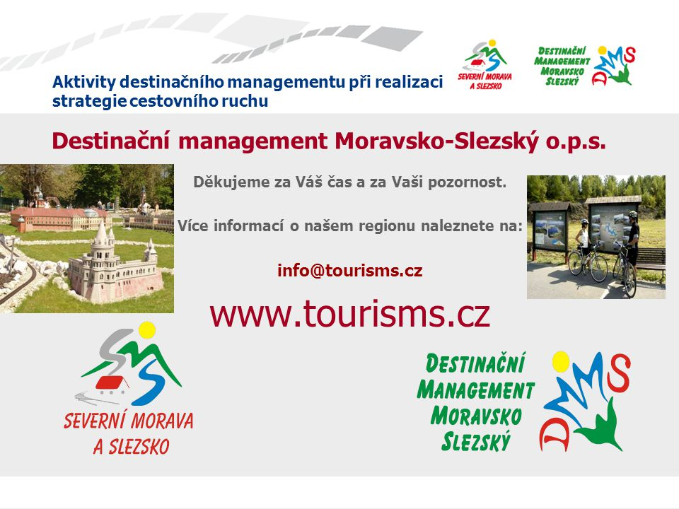 Destinační management Moravsko-Slezský o.p.s.