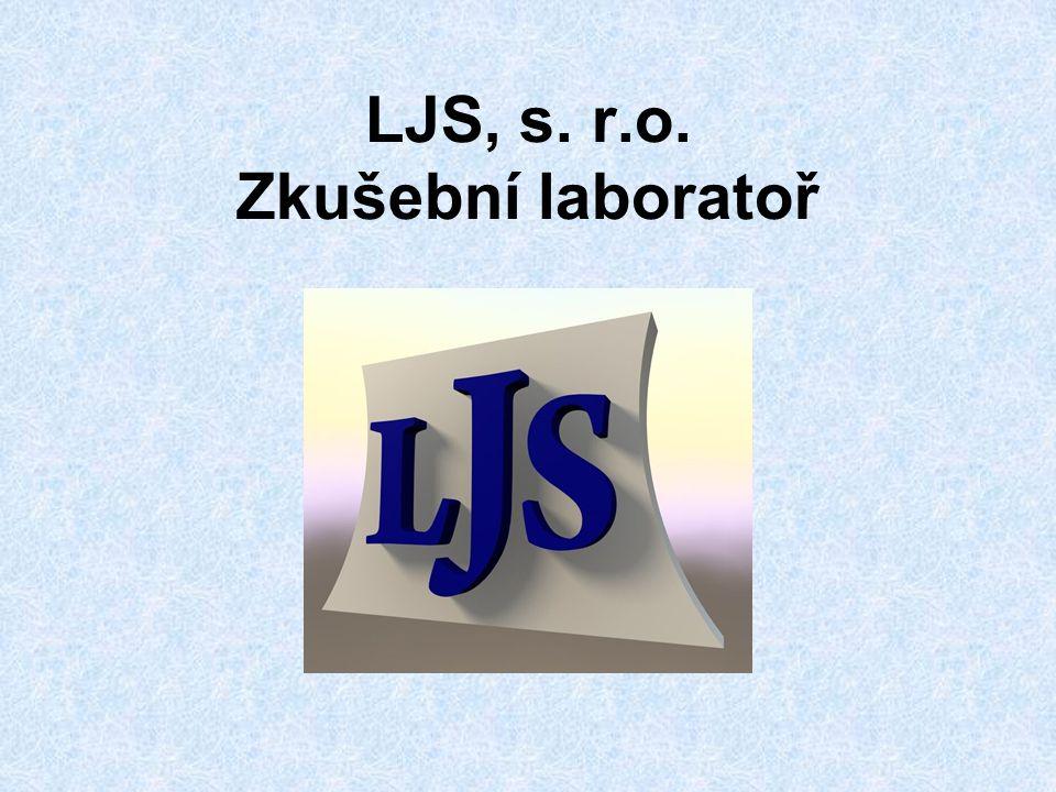 LJS, s. r.o. Zkušební laboratoř
