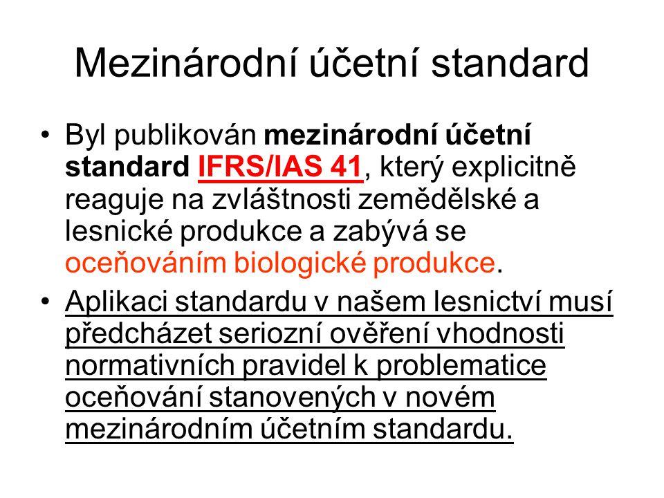 Mezinárodní účetní standard