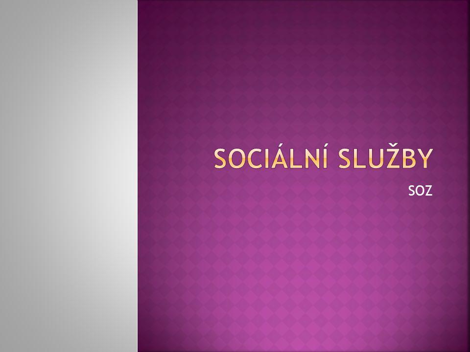 Sociální služby SOZ