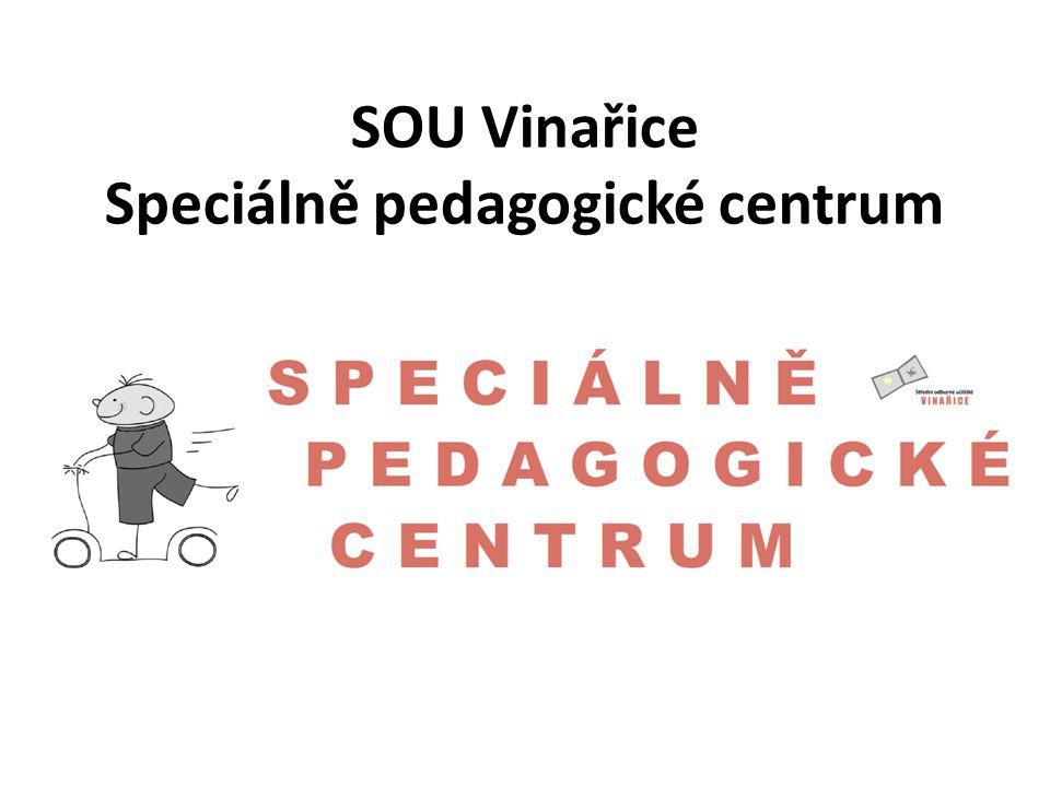 SOU Vinařice Speciálně pedagogické centrum