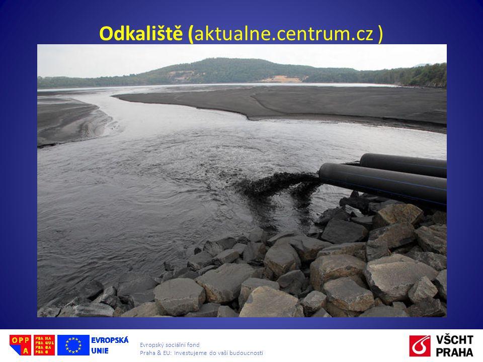 Odkaliště (aktualne.centrum.cz )