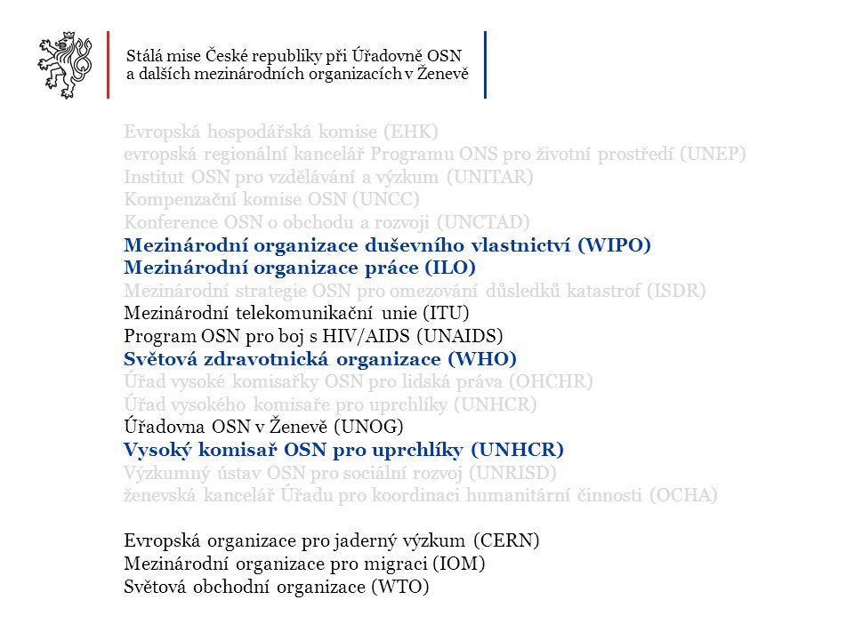 Evropská hospodářská komise (EHK)
