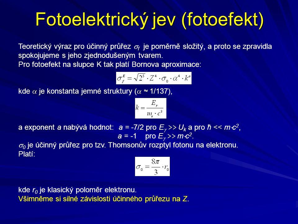 Fotoelektrický jev (fotoefekt)