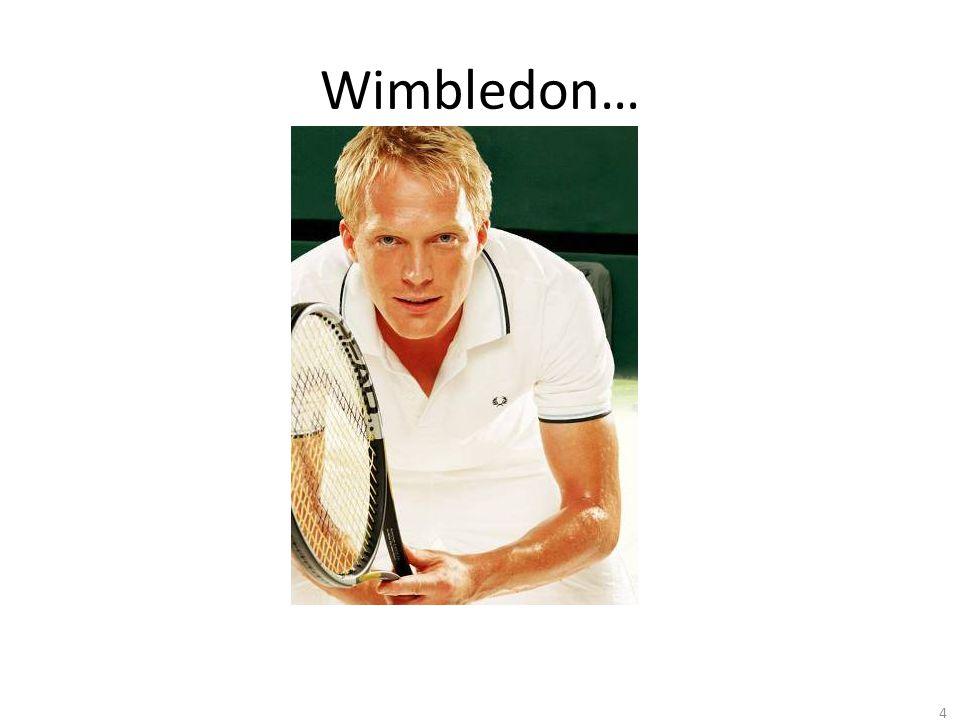 Wimbledon… Ukázka: Wimbledon, pasáž o dvojích hlasech v hlavě