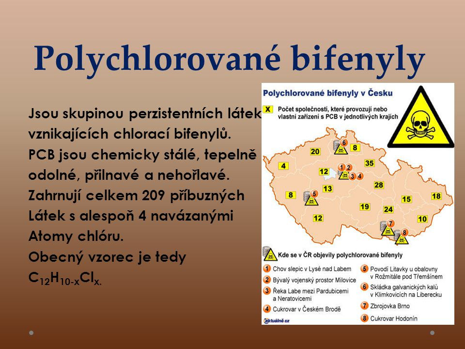 Polychlorované bifenyly