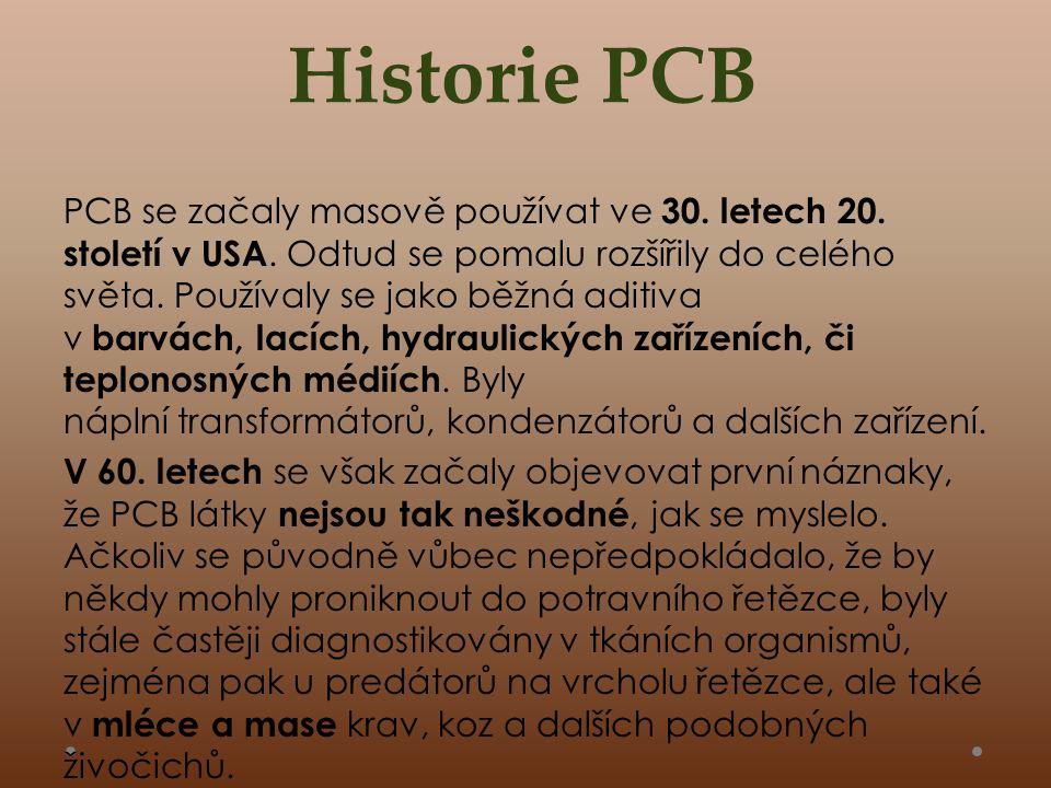 Historie PCB