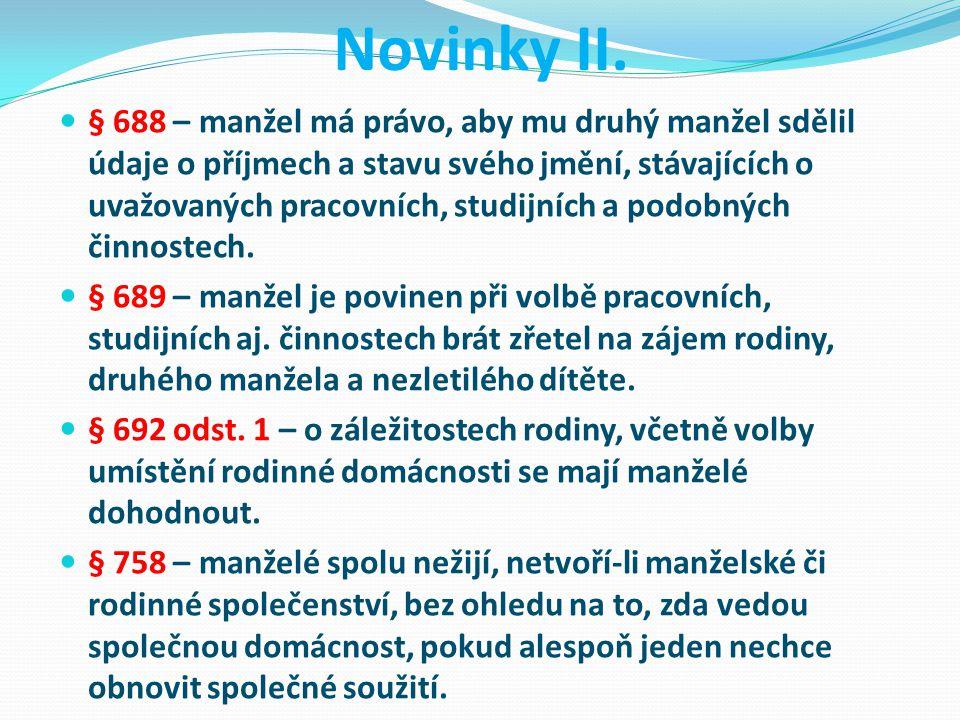 Novinky II.