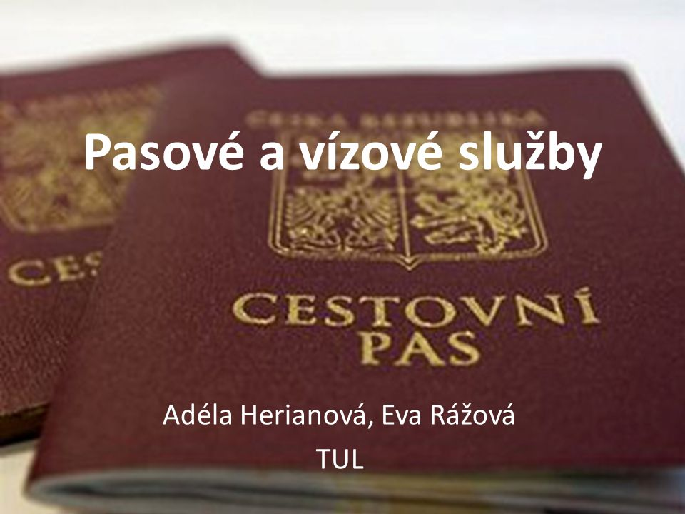 Adéla Herianová, Eva Rážová TUL