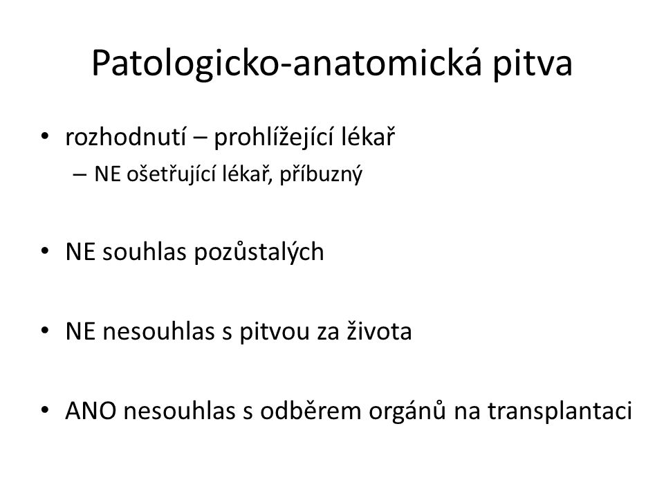 Patologicko-anatomická pitva